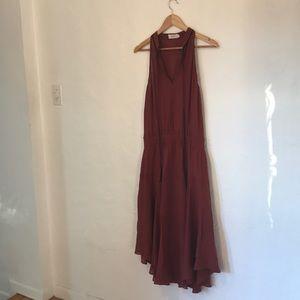A.L.C Silk Dress Sz 4